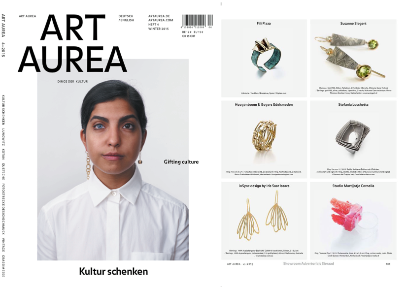 Art Aurea Magazine