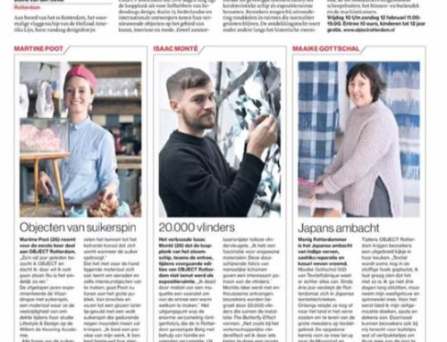 Loopplank voor design – AD Rotterdams Dagblad