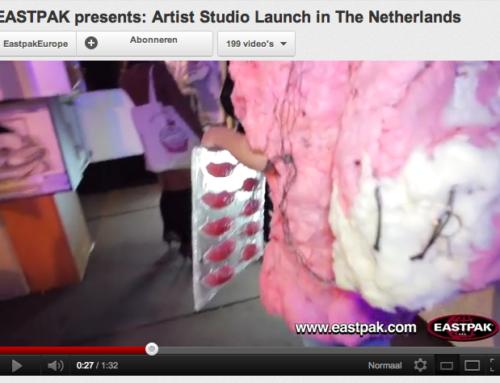 East Pak RAW art fair Rotterdam