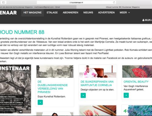 De suikerspinnen van Martijntje Cornelia | Kunstenaar Magazine