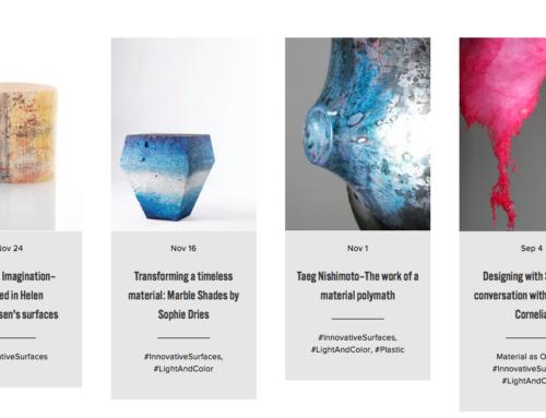 Designing with Sugar: In conversation with Martijntje Cornelia at Materialdriven